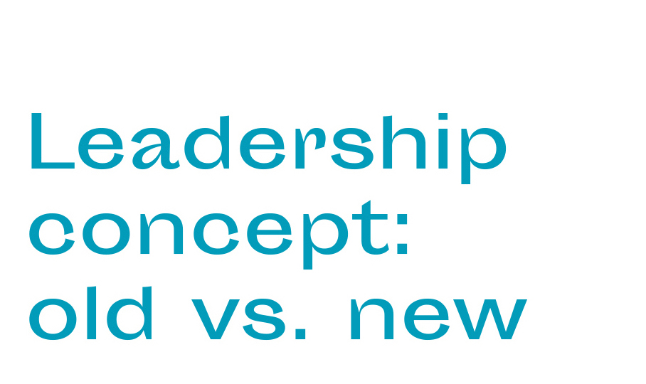Leadership concepts of the future